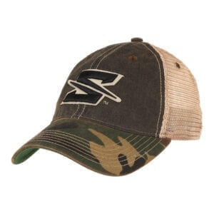 SEVR LEGACY CAMO HAT