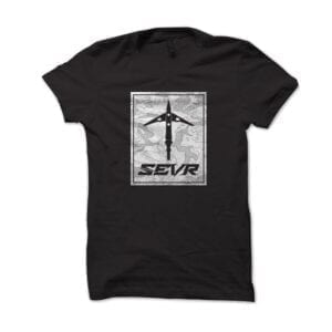 SEVR T-SHIRT –  CUT