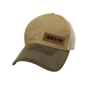 SEVR LEGACY WAX CANVAS HAT