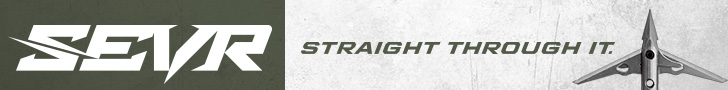 Sevr Broadheads - Straight Through it