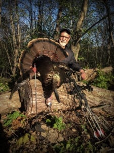 Mark Pezzoni Bowhunting in Turkey Season