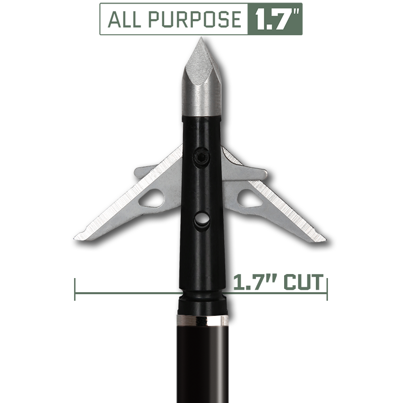 Sevr mechanical broadheads