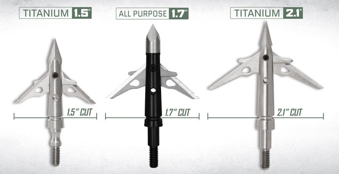 new sevr broadheads