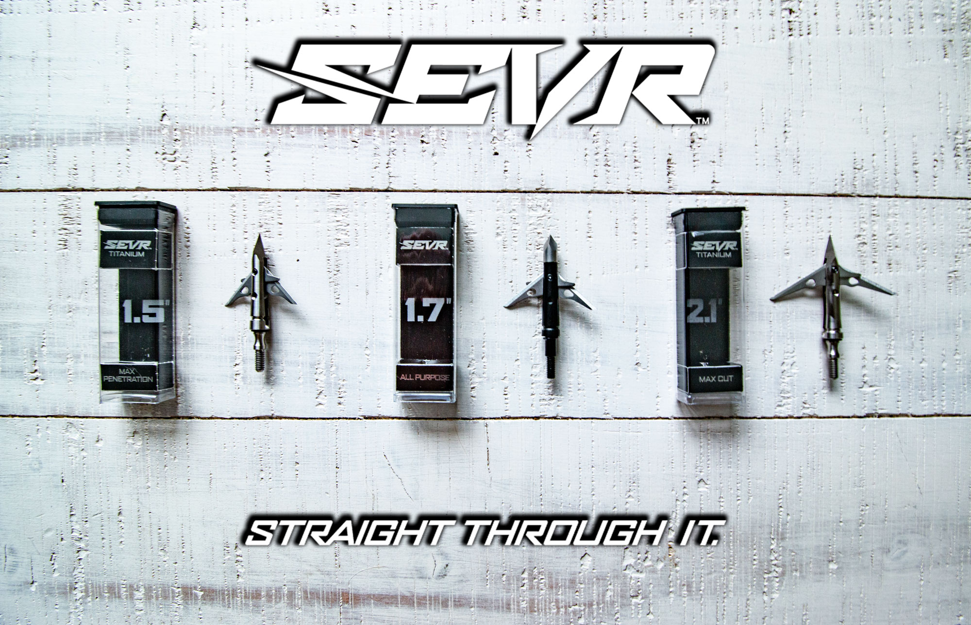 SEVR Broadheads: How We Made It – The Fall Podcast