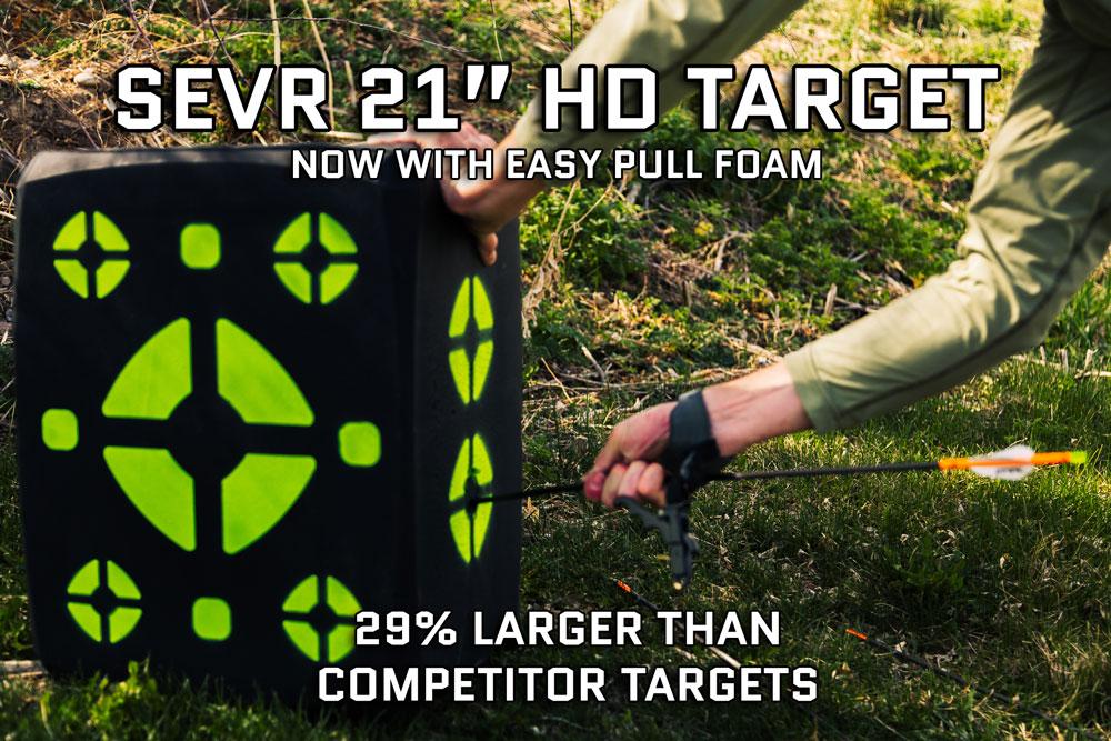 Large Archery Target
