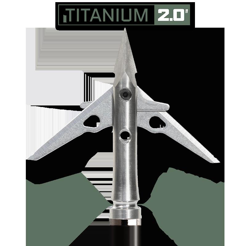 Sevr Titanium 2.0 Broadhead